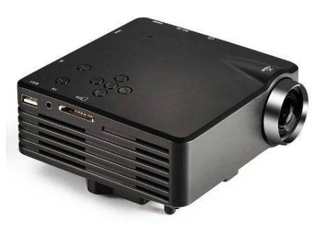 Proyector Led Dvd Xbox Usb Sd Vga Hdmi Control R 500 Lumen