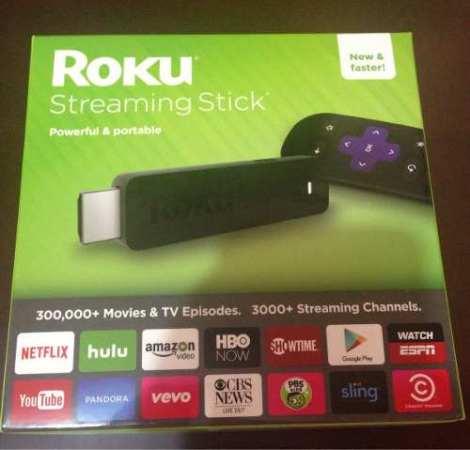 Roku Streaming Stick Mod 2016 en Web Electro