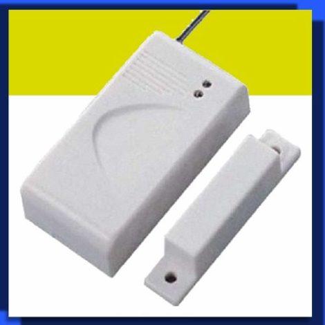 Sensor Puerta Y Ventana Inalambrico Para Alarma Gsm Con Pila en Web Electro