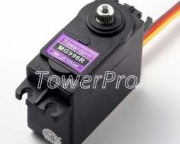 Servomotor Towerpro Mg996r Version Mejorada Del Mg995 Servo