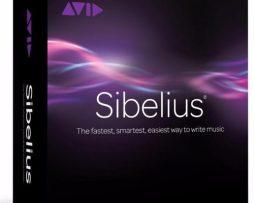 Sibelius 8 Para Mac Y Windows Ultima Version  + Regalo