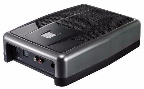 Subwoofer Amplificado 6'' Clarion Srv250 150 Watts Control en Web Electro