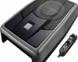 Subwoofer Amplificado Clarion 6.5  Srv250 Compacto 150 Watts