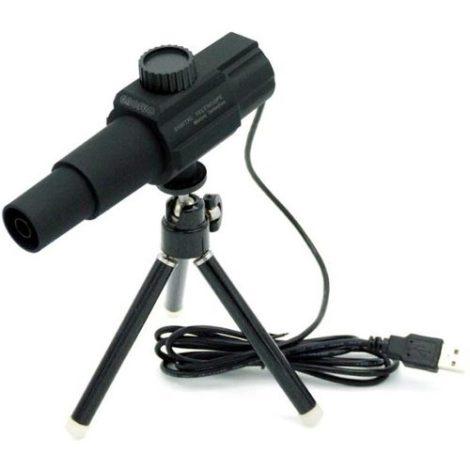 Telescopio Digital Usb 70x Con Sensor De Movimiento G2022 en Web Electro