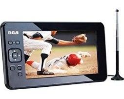 Television Digital Portatil Rca 7 Pulgadas Lcd T227 en Web Electro