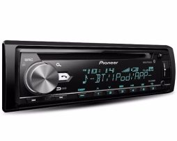 Autoestereo Pioneer Deh-x6900bt Bluetooth Android Iphone Usb