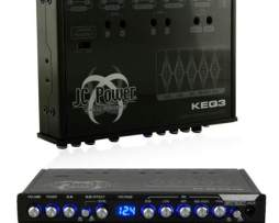 Ecualizador Parametrico Con Epicentro Jc Power 5 Bandas Ke7