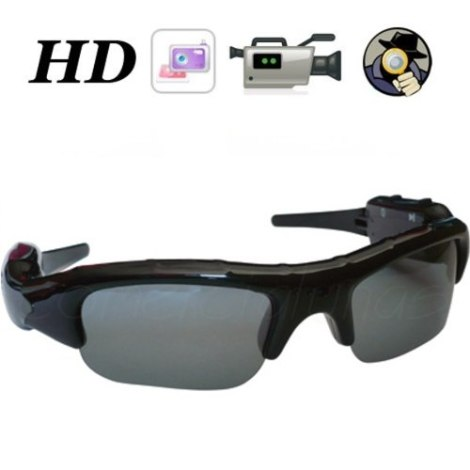 Lentes Espia Con Camara Graba Video Foto Audio Usb Sd Cv-133 en Web Electro