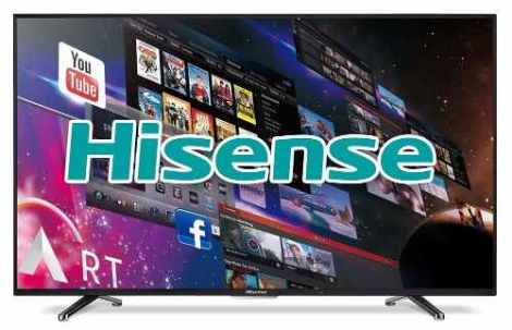 Smart Tv Hisense 65 4k Led Audio Dvx-tv Hdmi 65cu6200 en Web Electro