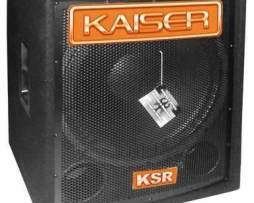 Bafle Kaiser Subwoofer Bocina 18 Pulgadas 1500w Graves