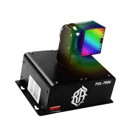 Cabeza Robotica 86 Hyper Leds Full Color Con Dmx New Xaris .