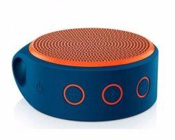 Logitech Bocinas X100 Wireless Bluetooth Naranja 984-000388