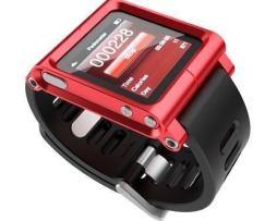 Lunatik Extensible Aluminio Reloj Ipod Nano 6 6ta 7g Colores