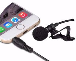 Microfono Lavalier Neewer Clip Solapa Celular Iphone Android