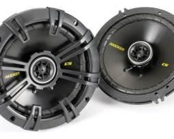 Set De Bocinas Kicker Cs65 6.5 300w Max + Q Ds65 Dsc65 New