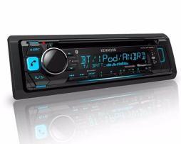 Autoestéreo Kenwood Kdc-bt365u Bluetooth Usb Iphone Android