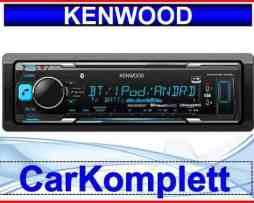 Autoestereo Kenwood Kmm-bt315u Usb