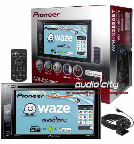 Autoestéreo Pantalla Pioneer 6 Avh-x2850bt Bluetooth Spotify