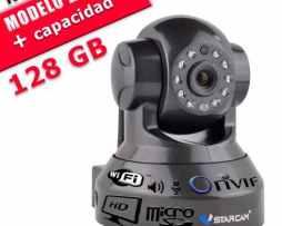 Camara Ip Robotica Onvif Wifi H D  Vstarcam * Envio Gratis*
