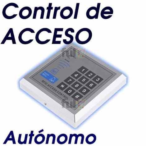 Control De Acceso Todon1 Id Cerebro/lectora/tarjetas Vv4