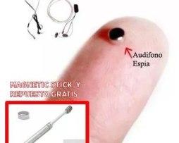 Headset Mini Nano Apuntador Piganillo Inalambrico Chicharo
