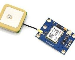 Modulo Gps Ublox Neo6m V2 Arduino