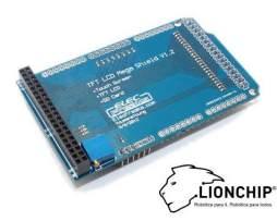 Shield Base Pantalla Display Tft 40 Pines Arduino Mega