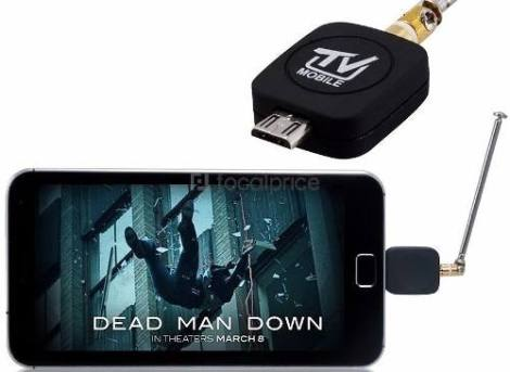 Sintonizador De Tv Para Tablets O Celulares Android – Te105