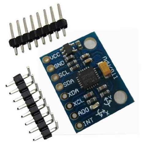 Acelerometro Y Giroscopio Mpu6050 Arduino Microcontrolador