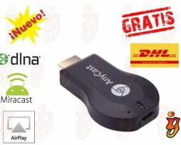 Anycast Smart Tv Mejor Que Ezcast Chromecast +envio Gratis