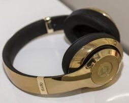 Audifonos Beats Gold Oro Edicion Especial Inalambricos Nuevo