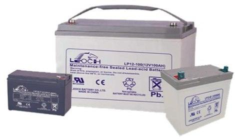 Bateria Solar Ciclado Profundo Agm 75ah