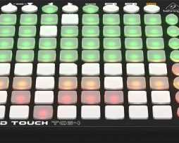 Behringer Cmd Touch Tc64 Controlador Tipo Launchpad Ableton