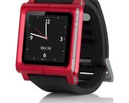 Extensible Aluminio Lunatik Convierte En Reloj Tu Ipod Nano
