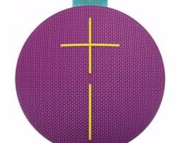 Logitech Bocina Portatil Ue Roll Bluetooth Violet 984-000547
