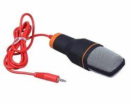 Micrófono Condensador 3.5mm Para Pc