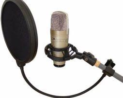 Microfono De Condensador C1 Behringer Antipop Y Shockmount