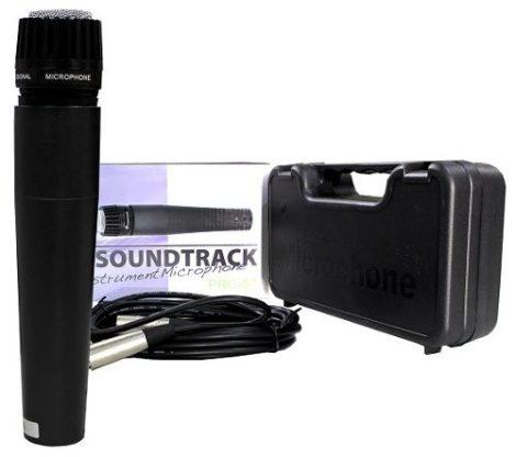 Microfono Dynamico Pro Unidireccional Soundtrack Pro-57