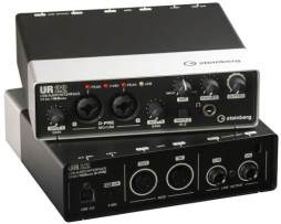 Steinberg Interface Usb 2x2 24 Bits/192 Khz Ur22 Mkii