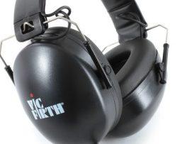 Audífonos Para Baterista Vic Firth Sih1 Meses Sin Intereses!