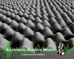 Espuma Acústica Perfilada Elimine Eco Y Reverberación D-24
