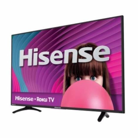 Hisense Televisor Led 32  Smart Tv Roku Hdmi Usb Wifi 32h4cm