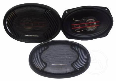 Juego De Bocinas Audiobahn 6×9 Pulgadas 800w