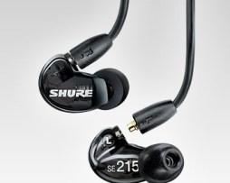 Shure Monitores Para Oído Se215