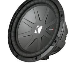 Subwoofer Kicker Cwr12 Bajos 1000w 500w Rms + Q Cvr12 New