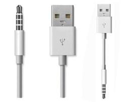 Cable Generico Carga Sincronización Ipod Shuffle 2g 3g 4g