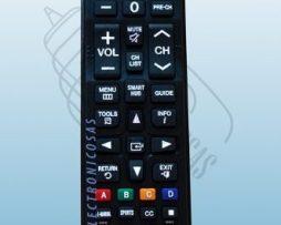 Control Remoto Samsung Smart Hub Led Tv Pantalla Plana Hd