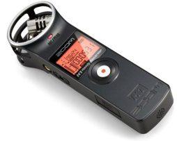 Grabadora Digital De Mano Stereo Profesional Zoom H1