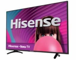 Hisense Televisor Led 32  Smart Tv Roku Hd Wifi 720p 32h4cm