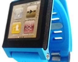 Lunatik Extensible Protector De Aluminio Ipod Nano 6g Reloj